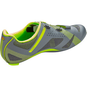 Northwave Storm Schoenen Heren, anthracite/yellow fluo